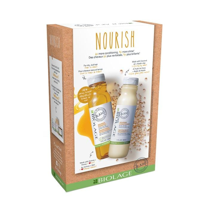 MATRIX BIOLAGE RAW Nourish Holiday Duo