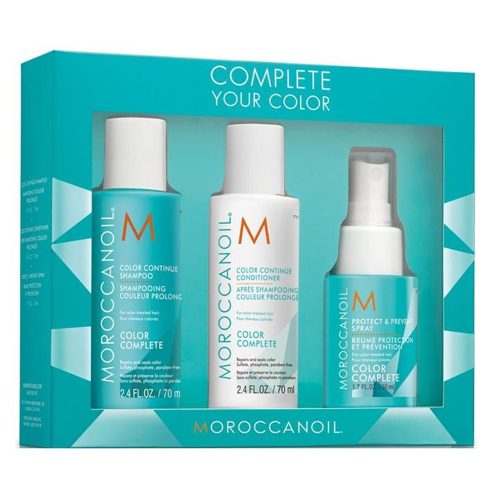 MOROCCANOIL Colour Care 3 Piece Kit