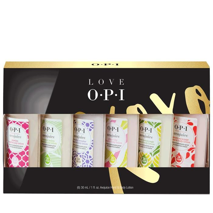 OPI Avojuice Lotion 6 pack