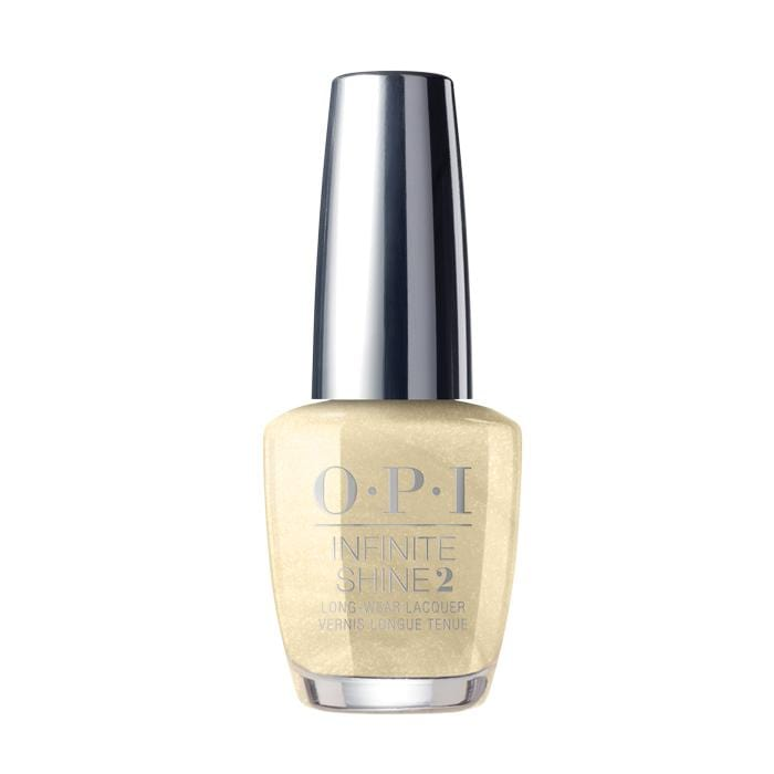 OPI Infinite Shine 2 Gift Of Gold Never Gets Old