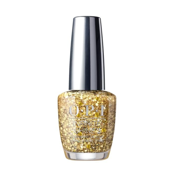 OPI Infinite Shine 2 Gold Key To The Kingdom