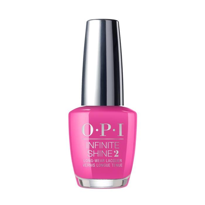 OPI Infinite Shine 2 No Turning Back From Pink Street