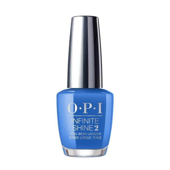 OPI Infinite Shine 2 Tile Art To Warm Your Heart