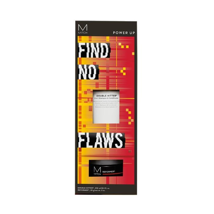PAUL MITCHELL Mitch Find No Flaws Holiday Gift Set