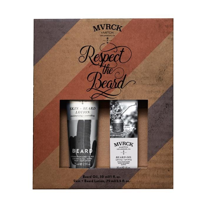 PAUL MITCHELL Respect The Beard Holiday Gift Set