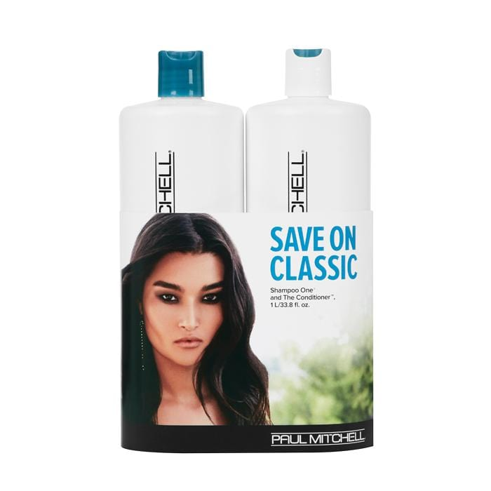 PAUL MITCHELL Classic Litre Duo