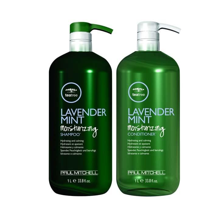 PAUL MITCHELL Tea Tree Lavender Mint Litre Duo