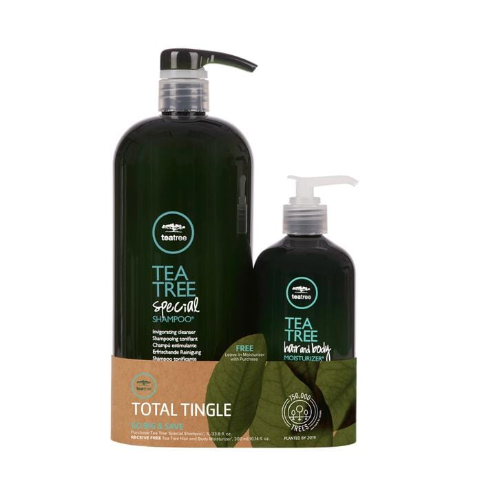 PAUL MITCHELL Tea Tree Hair and Body Moisturizer Duo