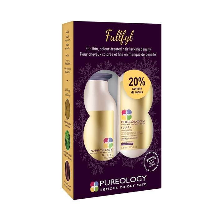 PUREOLOGY Fullfyl Holiday Duo
