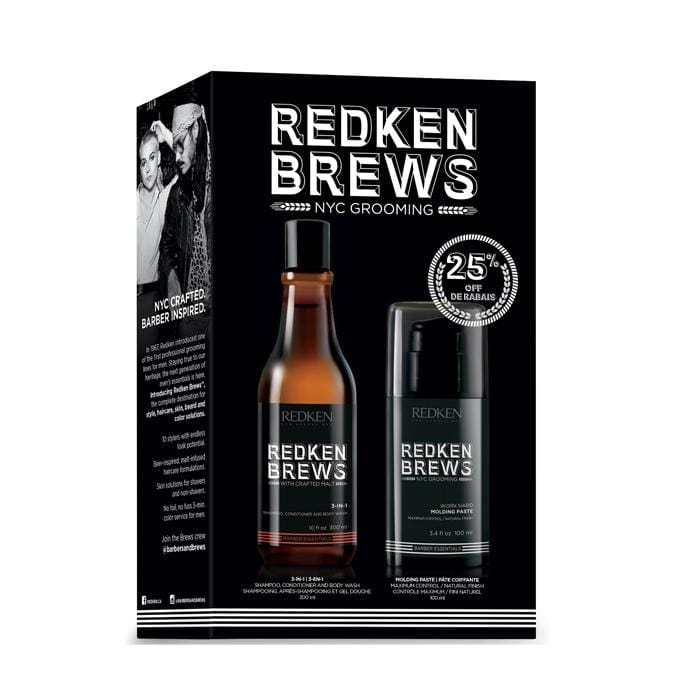 REDKEN Brews Sport Dad Duo