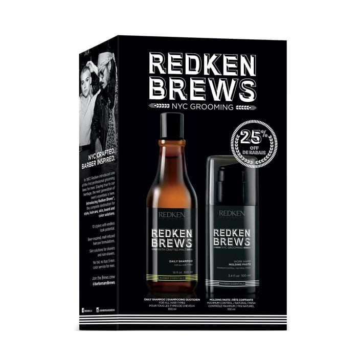 CLEARANCE REDKEN Brews Cool Dad Duo