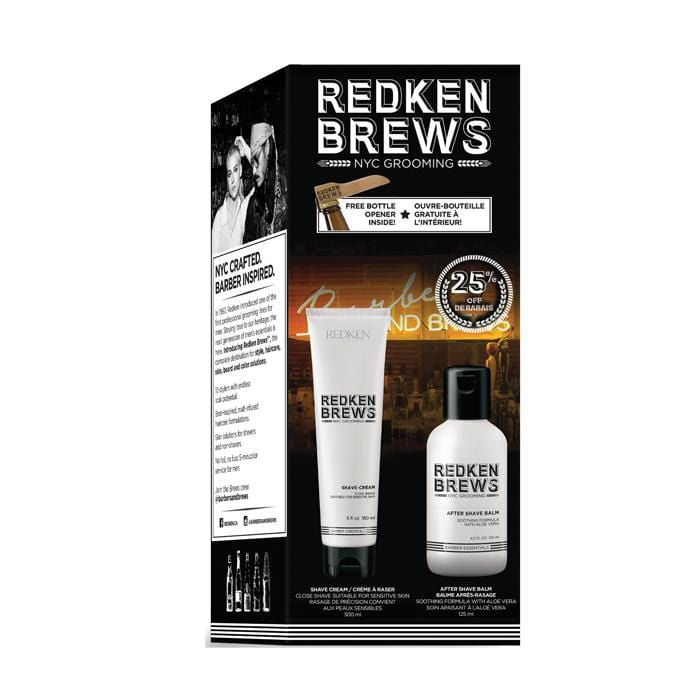 CLEARANCE REDKEN Brews Shave Duo