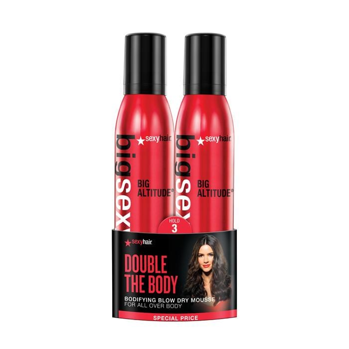 CLEARANCE SEXY HAIR Double The Body Duo