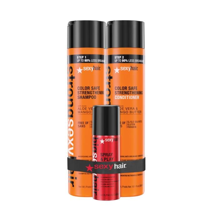CLEARANCE SEXY HAIR Strong Duo