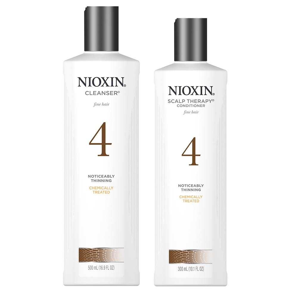 CLEARANCE NIOXIN System 4 500ML Duo