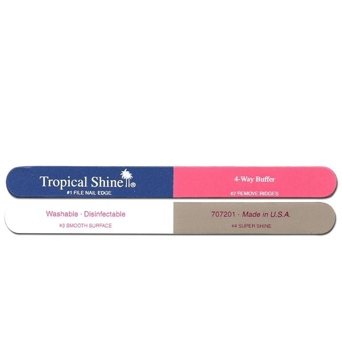 TROPICAL SHINE Large 4 Way Buffer