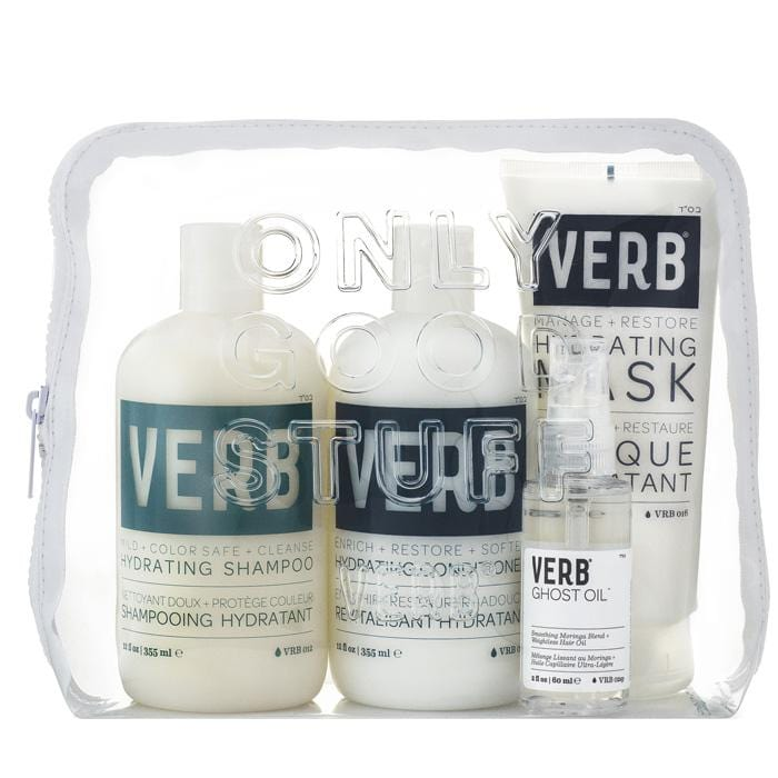 VERB Hydrate: Smooth + Restore Holiday Kit