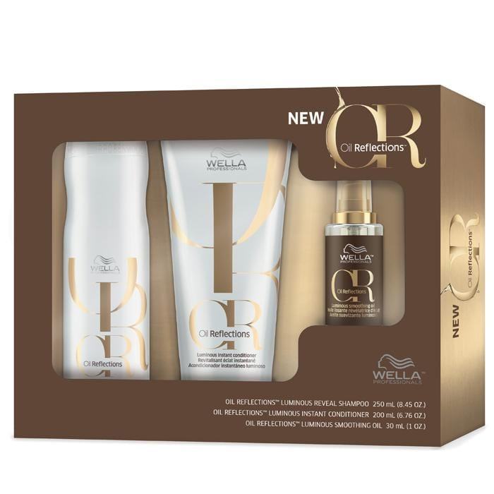 WELLA Oil Reflections Holiday Set