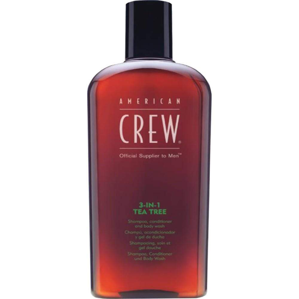 AMERICAN CREW 3 In 1 Tea Tree Shampoo