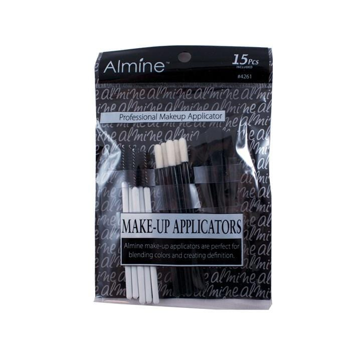 ALMINE Mixed Applicators 15ct