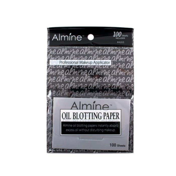 ALMINE Oil Blotting Paper 100 Sheets
