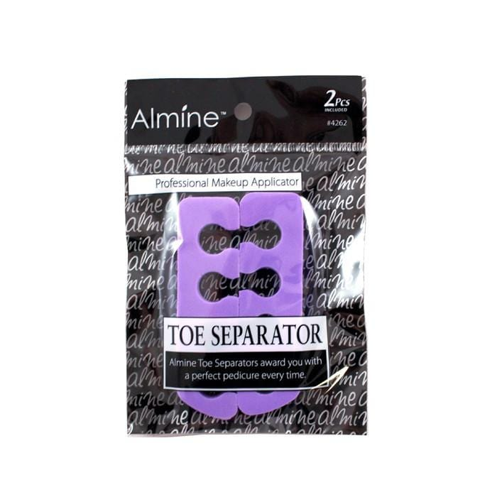 CLEARANCE ALMINE Toe Separators Violet 2ct
