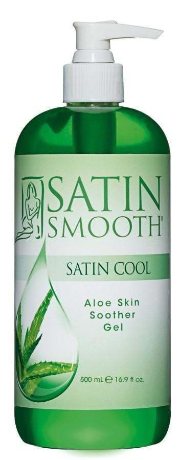 SATIN SMOOTH Cool Aloe Skin Soother Gel