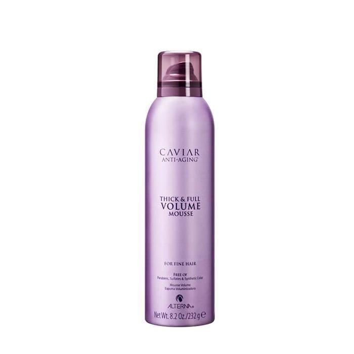 ALTERNA Caviar Thick & Full Volume Mousse
