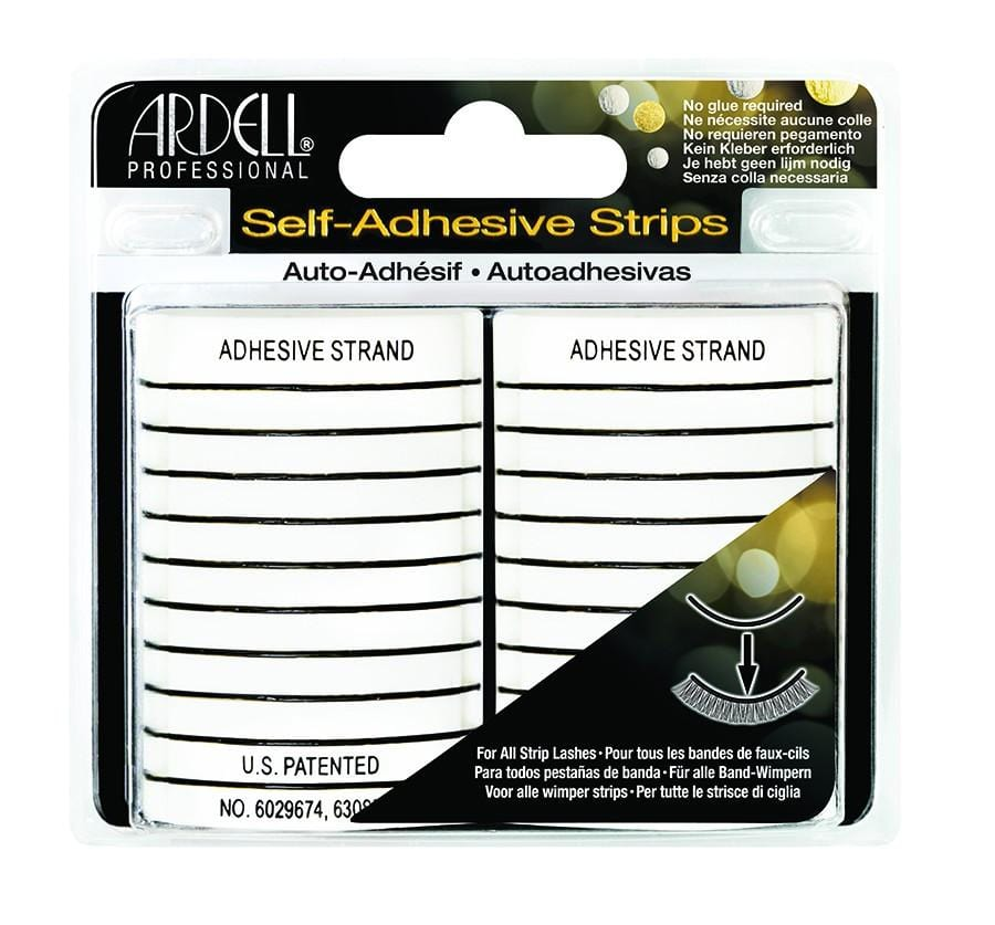 Ardell Self-Adhesive Strips 10 Pair/PK 10 pairs