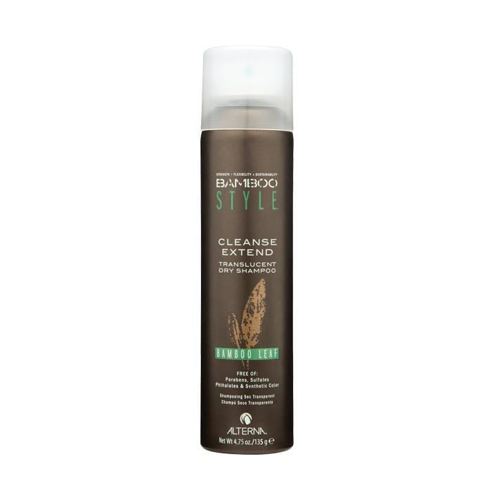 ALTERNA Bamboo Style Cleanse Extend Bamboo Dry Shampoo