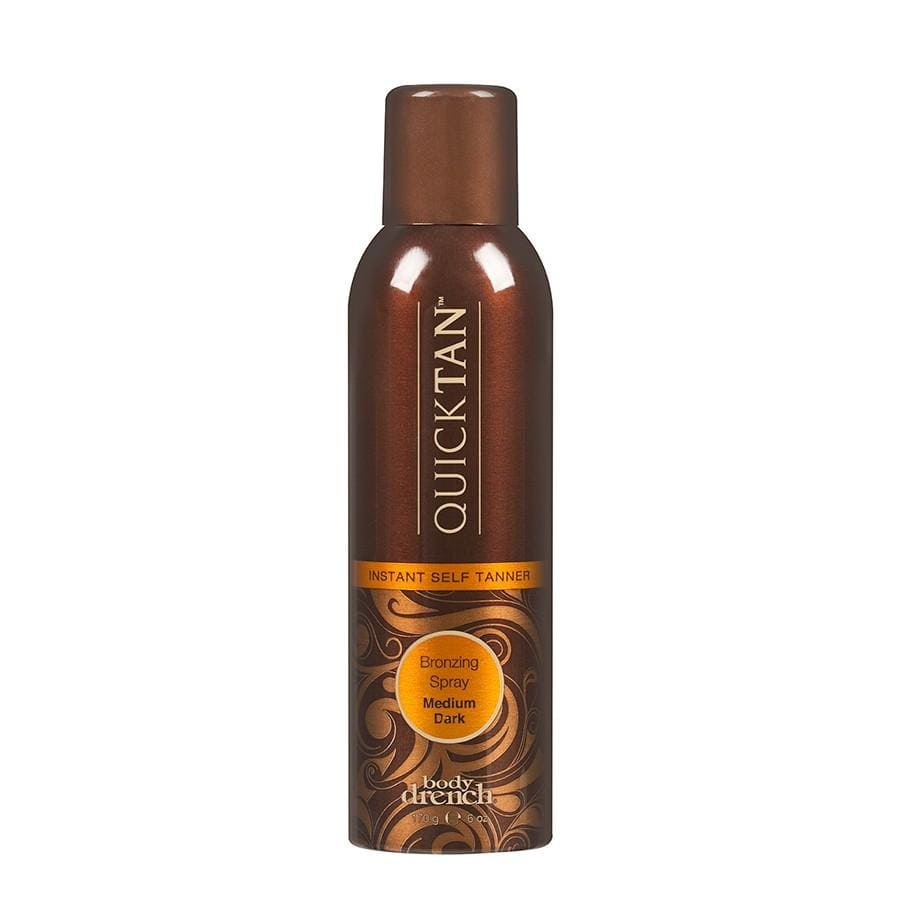 BODY DRENCH Quick Tan Instant Bronzing Spray 177ml
