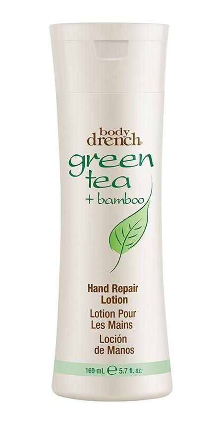 Body Drench Green Tea Hand Repair Lotion 169ml