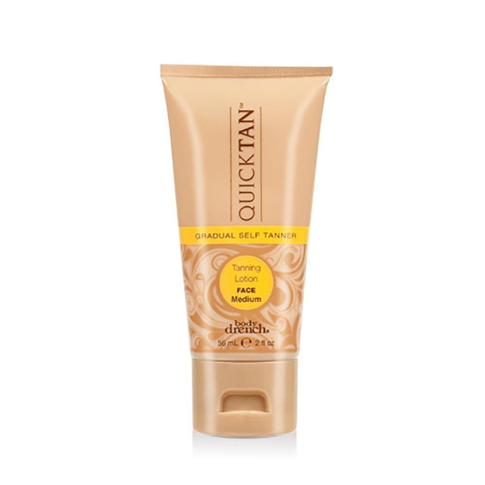 CLEARANCE BODY DRENCH Quick Tan Gradual Tanning Face