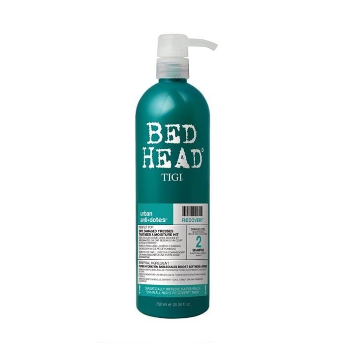 Bed Head Recovery Shampoo 750ML