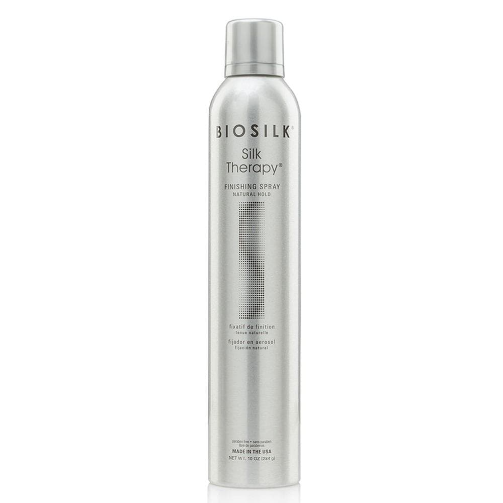 BIOSILK Silk Therapy Natural Hold Finishing Spray