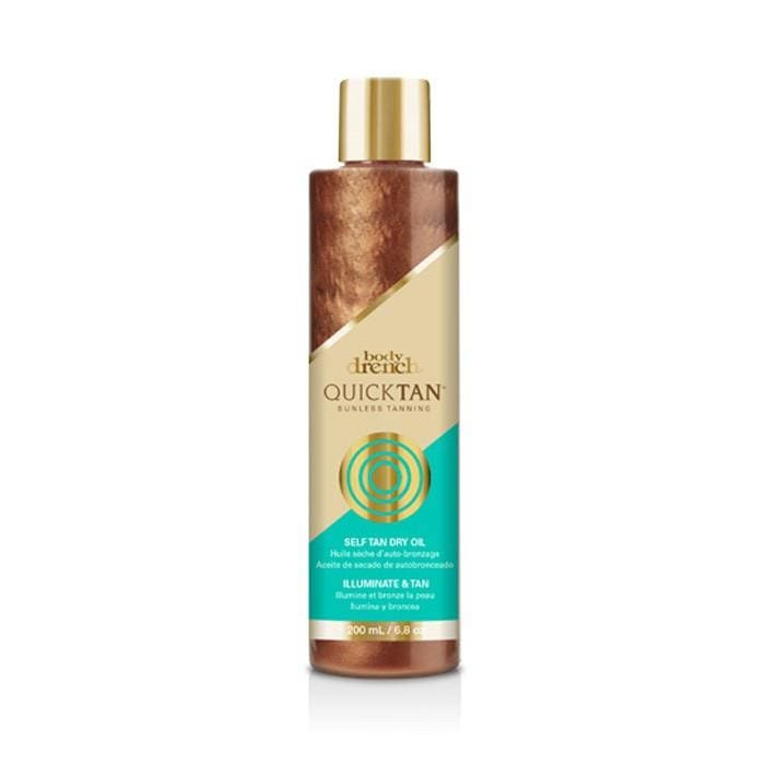 BODY DRENCH Quick Tan Self Tan Dry Oil