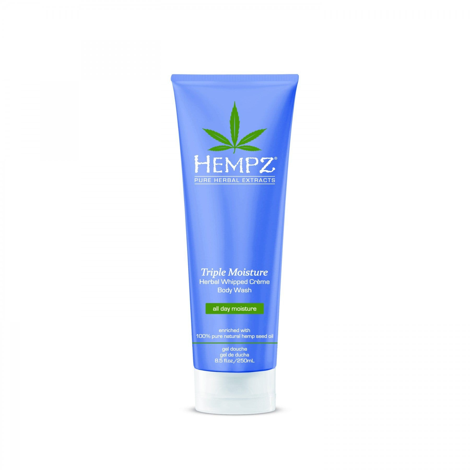 HEMPZ Triple Moisture Herbal Whipped Crème Body Wash