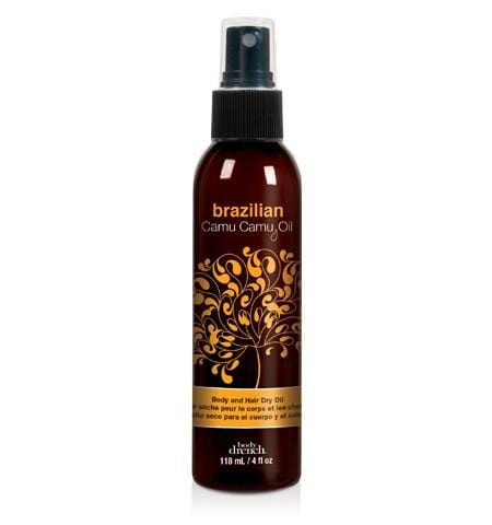 BODY DRENCH Brazilian Camu Camu Oil Body & Hair Dry Oil