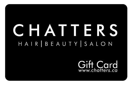 Chatters Gift Card