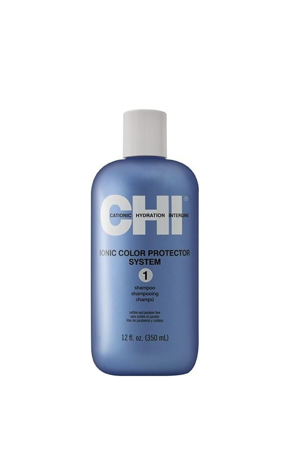 CHI Ionic Color Protector Sulfate Free Shampoo 350ml