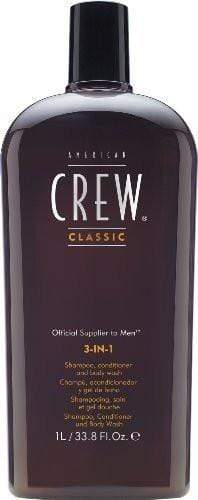 AMERICAN CREW Classic 3-In-1 Shampoo/Conditioner/Body Wash