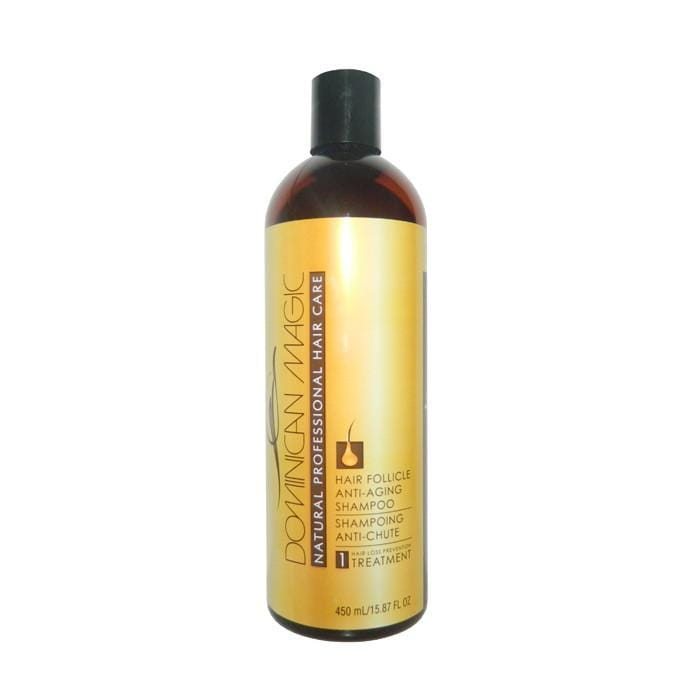 DOMINICAN MAGIC Hair Follicle Anti-Aging Shampoo