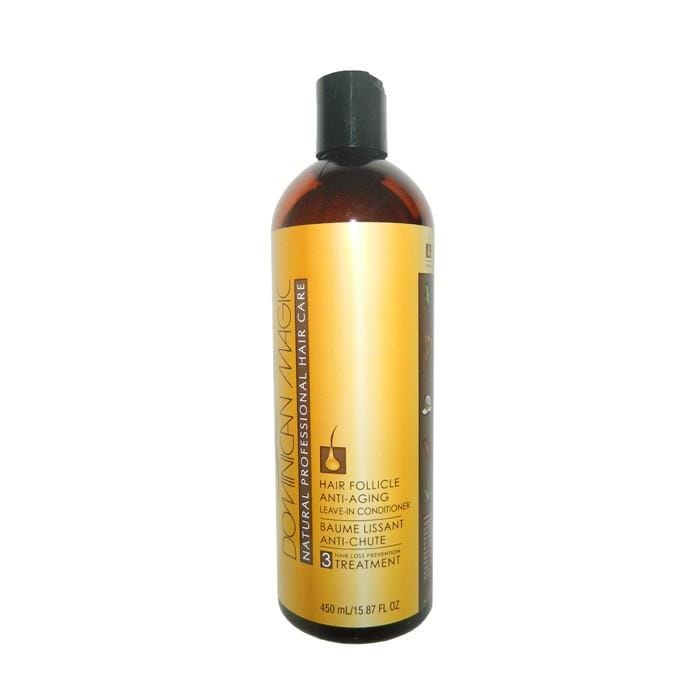 DOMINICAN MAGIC Hair Follicle Anti-Aging Leave In Conditioner