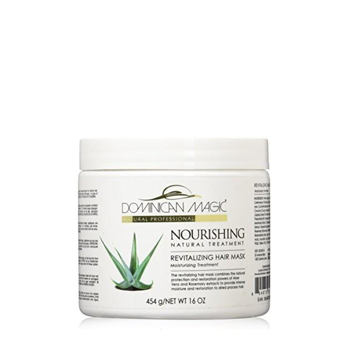 DOMINICAN MAGIC Nourishing Revitalizing Hair Mask