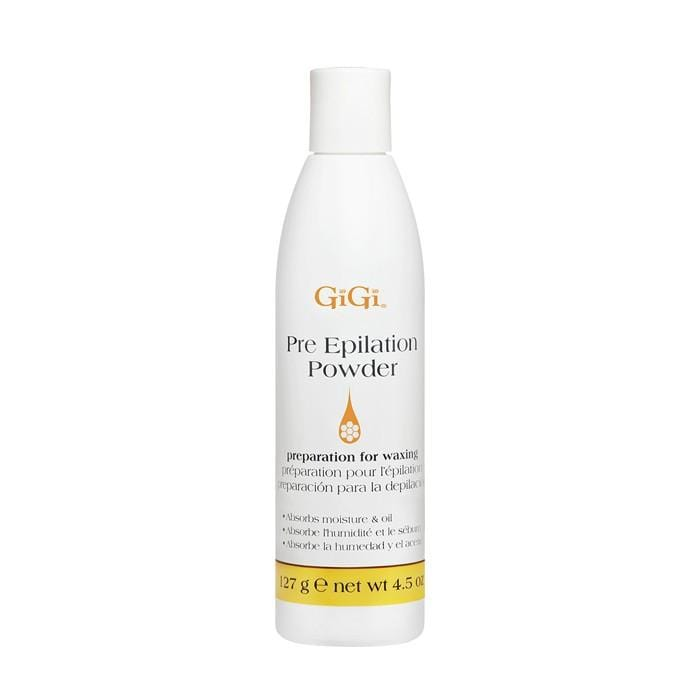 GIGI Pre-Epilation Dusting Powder