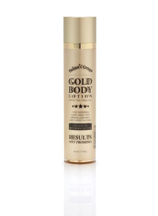 Hovans Gold Advanced Body Lotion 50ml