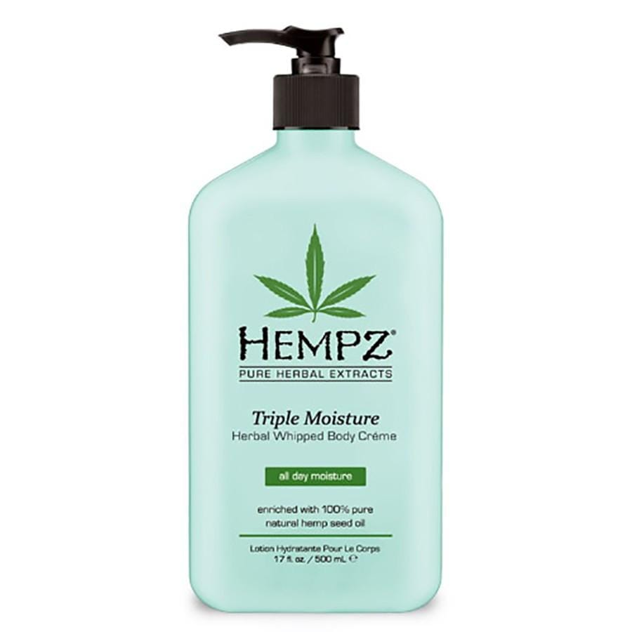 Hempz Triple Moisture Herbal Whipped Body Crème 500ml