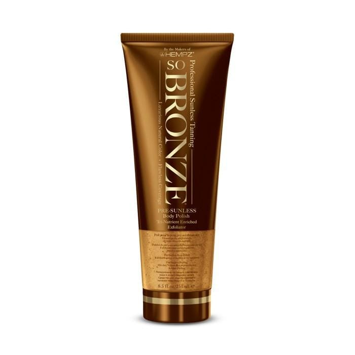 HEMPZ SoBronze Pre-Sunless Exfoliating Body Polish