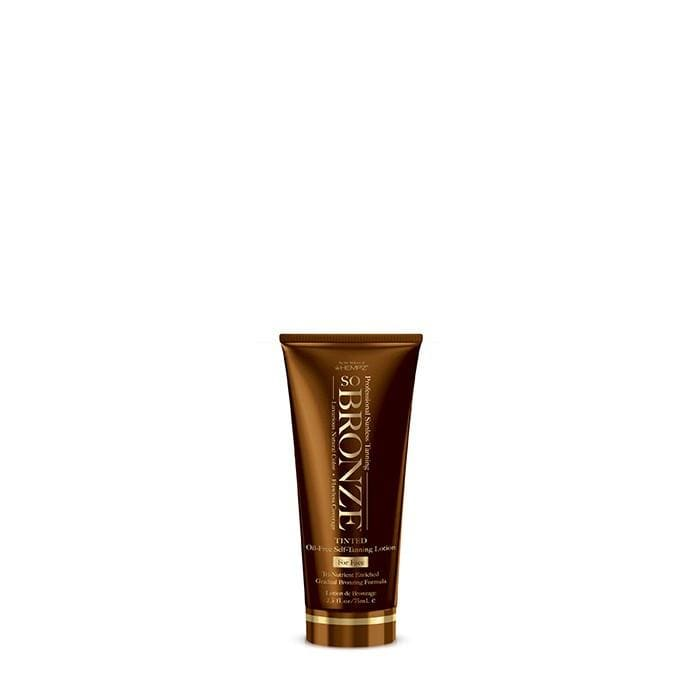 HEMPZ SoBronze Facial Sunless Lotion