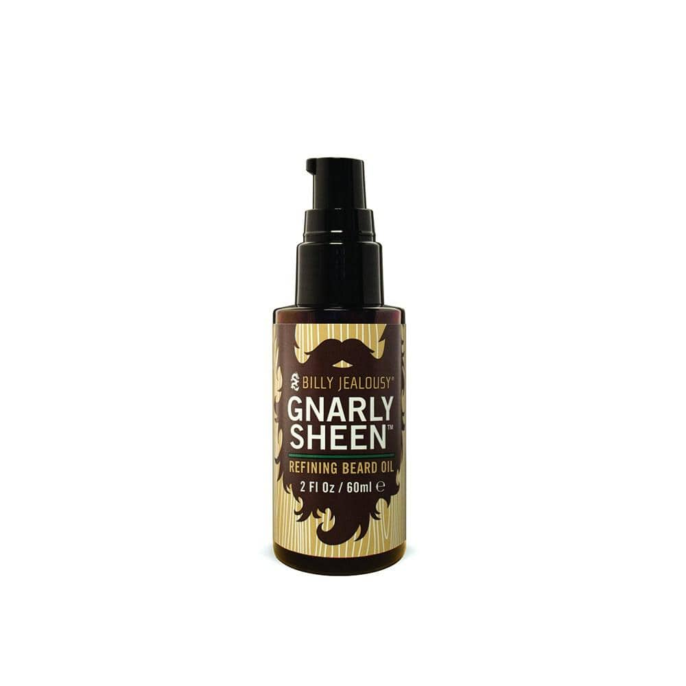 BILLY JEALOUSY Gnarly Sheen Beard Oil
